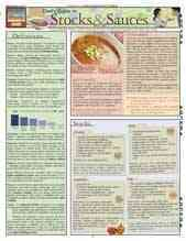 Chef's Guide to Stocks & Sauces By Barcharts, Inc. (COM)